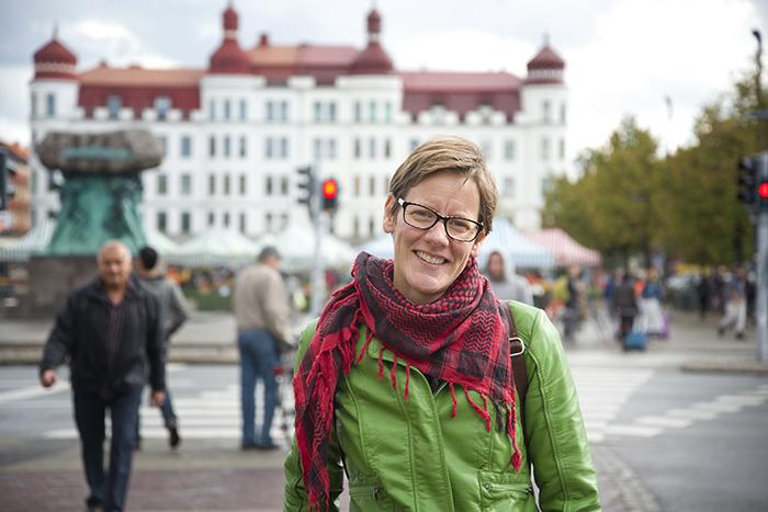 Hanna Thomés tal vid invigningen av utställning på Malmö Muséer
